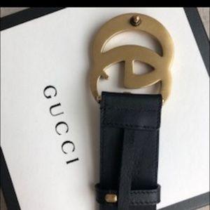 Gucci Brass belt